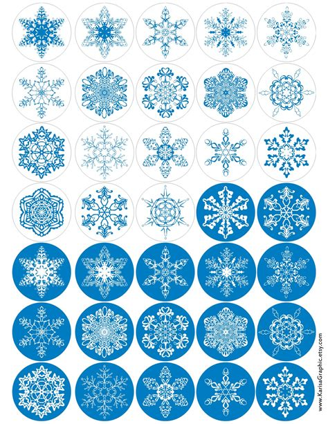 free printable mini snowflakes etsy russian team free graphic snowflakes and christmas