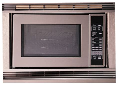 Dacor 24 Microwave Drawer by Dacor Discovery 24 Quot 1 5 Cu Ft Convection Microwave