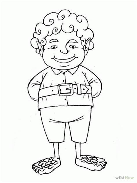 hobbit house coloring page hobbit coloring pages coloring home
