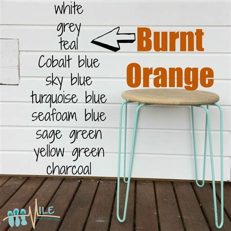 what colors go with burnt orange best 25 burnt orange kitchen ideas on burnt