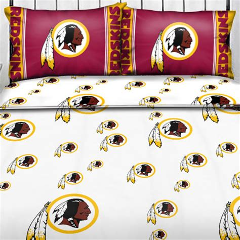 redskins bathroom washington redskins bedding bath buy washington