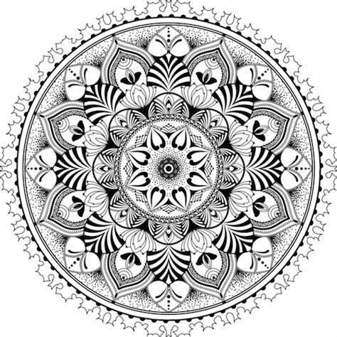 Cool Home Designs by Zentangle Mandala Mandalas For The Soul