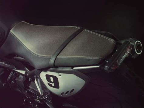Yamaha Mt 09 Comfort Seat by Yamaha Mt 09 Tracker Becomes Sport Tracker Comfort