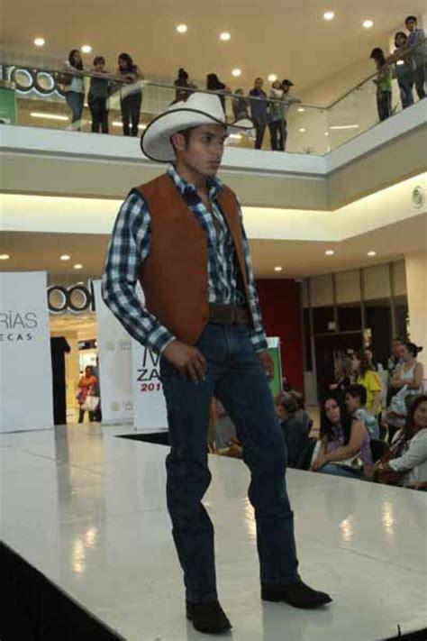 imagenes vestimenta vaquera j 243 venes aspiran a ser mr model zacatecas 2015