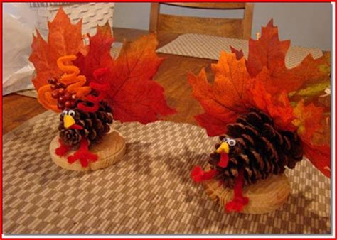 crafts for fall for simple fall crafts for adults project edu hash