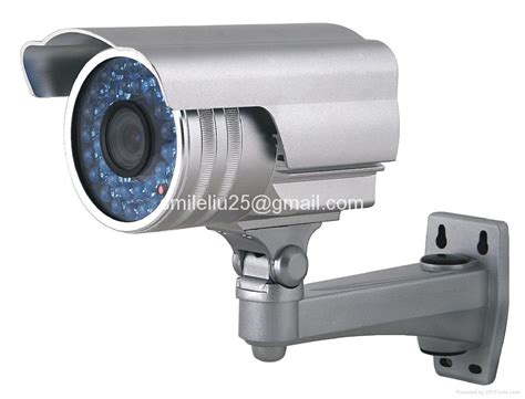 Cctv Underwater cctv waterproof with osd menu with wall mount all