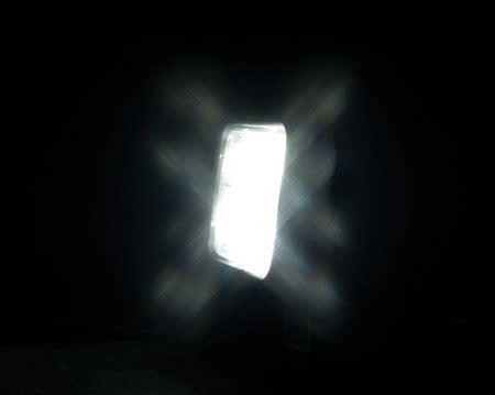 brightest led work light sound signal 1400 lumen square work light the brightest