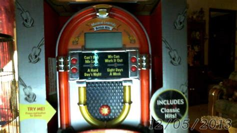 free beatles musical jukebox alarm clock other collectibles listia auctions for free stuff
