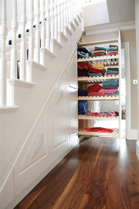 under stair shelving traditional under stairs storage unit joat london