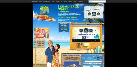 Disney Channel Summer Sweepstakes - disneychannel com beach teen beach 2 sunsational dance party sweepstakes