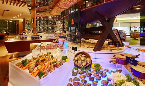 Dining Room Buffet Promotion High Tea Sheraton Towers The Dining Room Buffet Credit