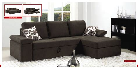 Sectional Sleeper Sofa With And Details About Modern
