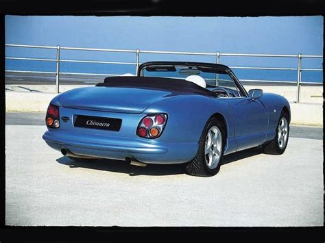 Tvr Top Speed 1995 2000 Tvr Chimaera Review Top Speed