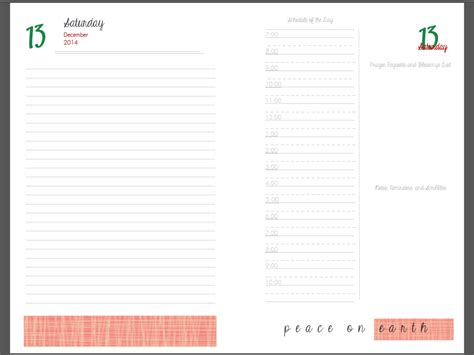 printable day planner pages 2015 2 page monthly planner 2015 template search results