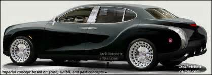 2014 Chrysler 300c Imperial When Is The 2014 Chrysler 300 Coming Out Autos Weblog