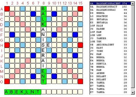 Scrabble Dictionary Et Scrabble Edition 2007 Jeu Pc