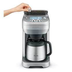 Drip Coffee Grinder Breville Bdc650bss The Grind Control Drip Coffee Maker Ebay