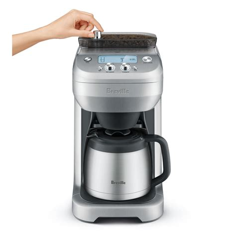 Breville Coffee Maker breville bdc650bss the grind drip coffee maker