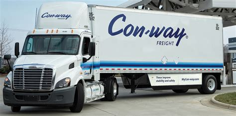 con way freight opens 8 million freight operations center in fond du lac wisconsin