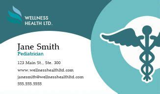 doctor business card template free healthcare business cards design custom business cards