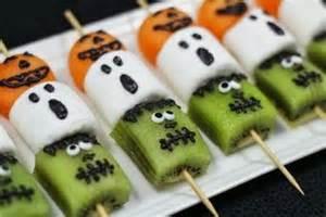 Cocktail Party Snacks Ideas - halloween 10 ricette originali per preparare dolci e