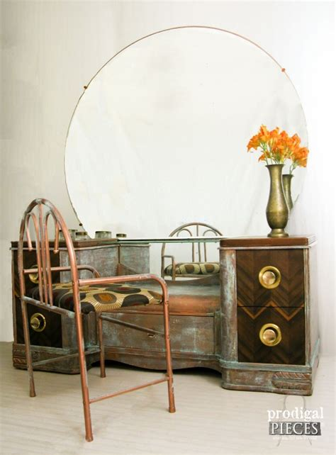 industrial deko deco dressing table goes industrial chic prodigal pieces