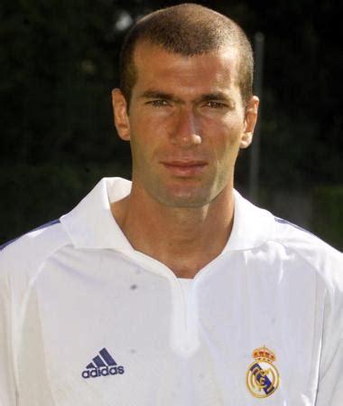 imagenes zidane real madrid zinedine zidane zizou web oficial real madrid cf