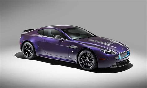 purple aston martin q by aston martin bespoke service to be showcased at