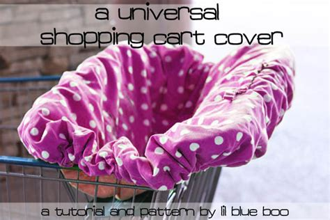 shopping cart baby seat cover pattern free a universal shopping cart and high chair cover a tutorial