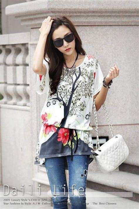 Kaos Santai kaos wanita santai motif cantik toko baju wanita
