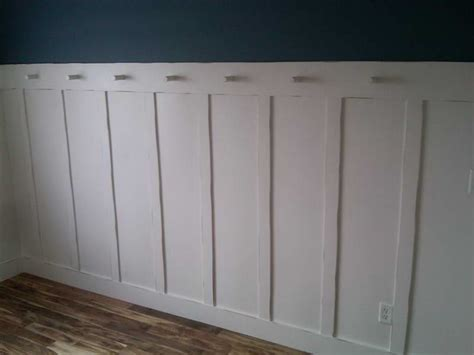 Wainscoting Options Indoor Wainscoting Styles With Blue Walls Best