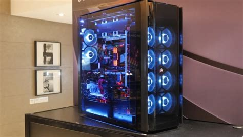 Tiny House Build Corsair S Amazing Concept Desktops Prove Pc Gaming Is