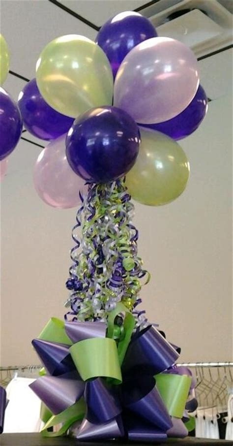 balloon centerpieces balloon art centerpieces pinterest