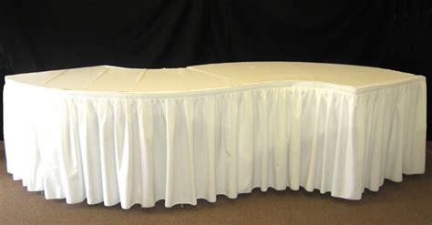 rent table cloths rent a serpentine tablecloth