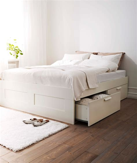 Company News In Egypt 9 Ikea Products You Need In Your Brimnes Bed