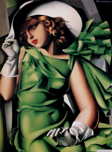 tamara de lempicka art wikipedia tamara de lempicka paintings pictures