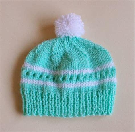 allfree knitting essential knit hat pattern allfreeknitting