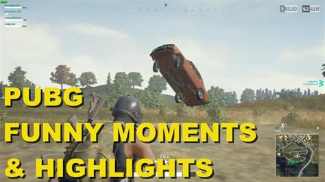 pubg funny moments rocket brains pubg funny moments big plays youtube