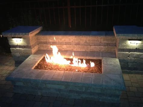 Pre Manufactured Fireplace by Custom Designed Outdoor Fireplaces And Pits For Your
