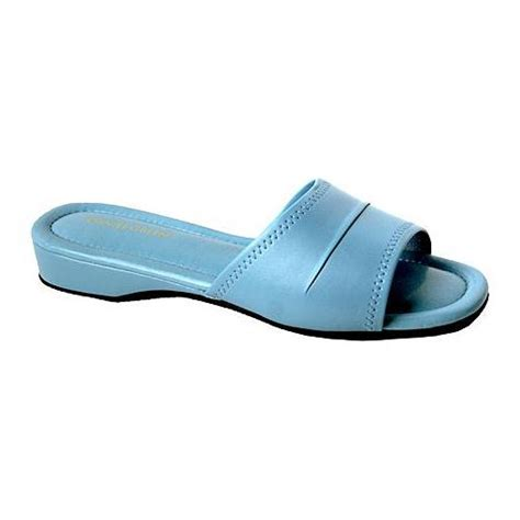 daniel green bedroom slippers daniel green dormie casual shoes in powder blue for women