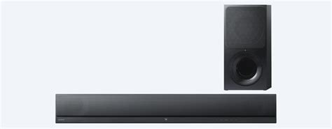 2 1ch soundbar with bluetooth 174 ht ct390 sony us