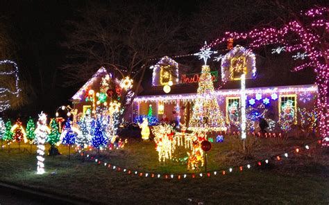 sauganash christmas lights lincolnwood lights photo album tree decoration ideas