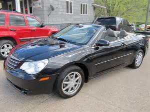 2008 chrysler sebring touring hardtop convertible one
