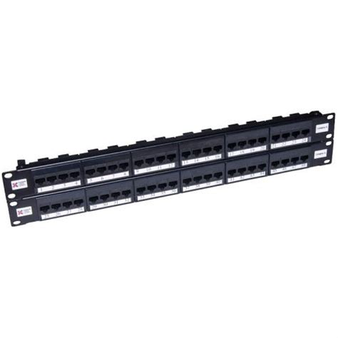 Patch Panel Cat 5 E connectix cat 5e patch panels from 163 22 50 adept networks