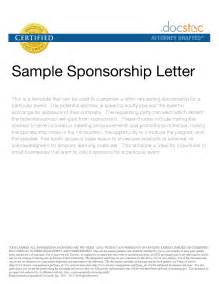 best photos of sponsorship letters for sports teams