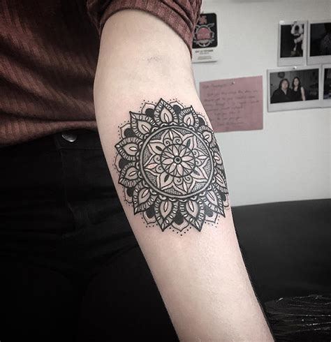 left arm tattoo designs mandala forearm best design ideas