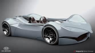 oddcars concept car kia shift 2013