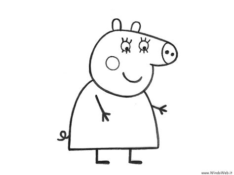 peppa pig characters coloring pages peppa pig 63 cartoons printable coloring pages