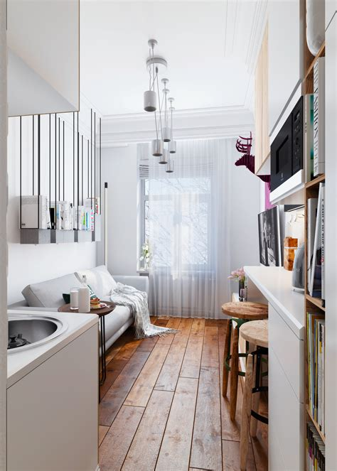 Micro Appartments by Designing For Small Spaces 5 Micro Apartments