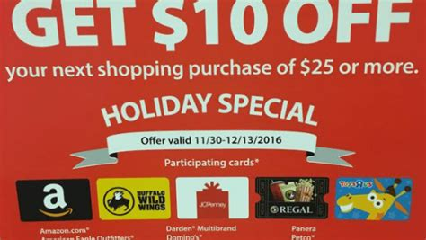 Safeway Gift Cards List - safeway buy 100 or more in participating gift cards get 10 off 25 doctor of